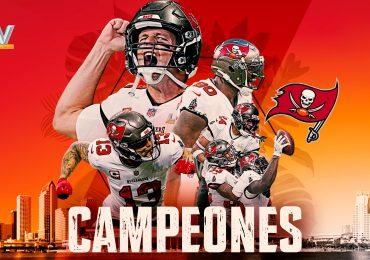 Buccaneers de Tampa Bay ¡Ganadores del Super Bowl!