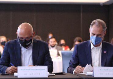 Jalisco firma convenio con Guanajuato para beneficiar el turismo