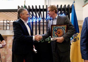 Cooperarán Jalisco y Países Bajos en proyecto de logística, agroindustria y sector farmacéutico
