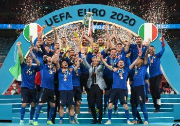 En una sufrida tanda de penales contra Inglaterra, Italia se corona campeona de la Euro