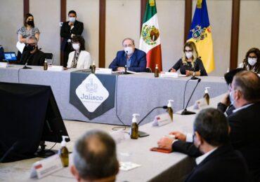 Aprueba ajustes y medidas a las restricciones vigentes por Covid en Jalisco