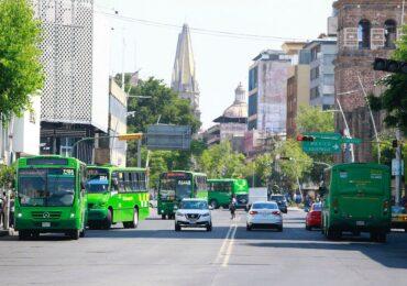 El 15 de septiembre se modificarán rutas de transporte público