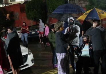 Fuerte sismo de magnitud 7,1 sacude el centro y sur de México