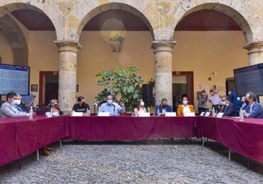 Presentó Ricardo Villanueva a legisladores el proyecto del Museo de Ciencias Ambientales