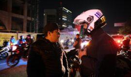 Realiza la SSE proximidad ciudadana con campaña de prevención para usuarios de motocicletas