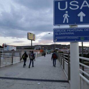 Próxima reapertura de frontera México-EEUU ilusiona hacia una normalidad