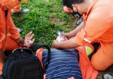 Enfrentamientos con antimotines dejan 4 trabajadores heridos en Dos Bocas